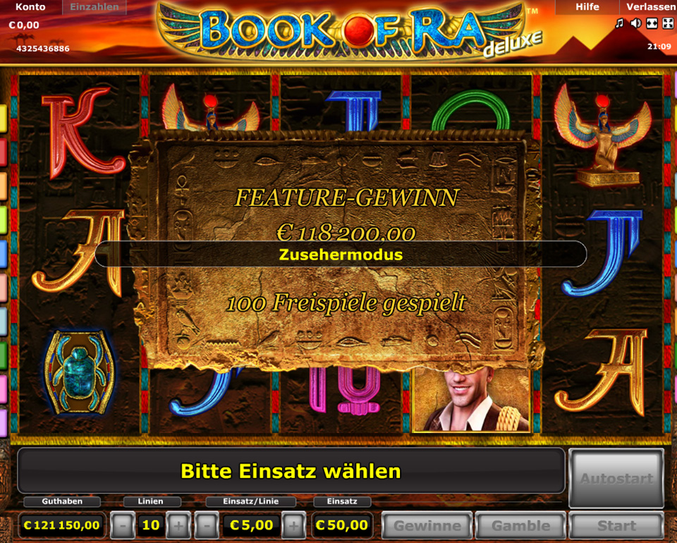 book of ra wann freispiele