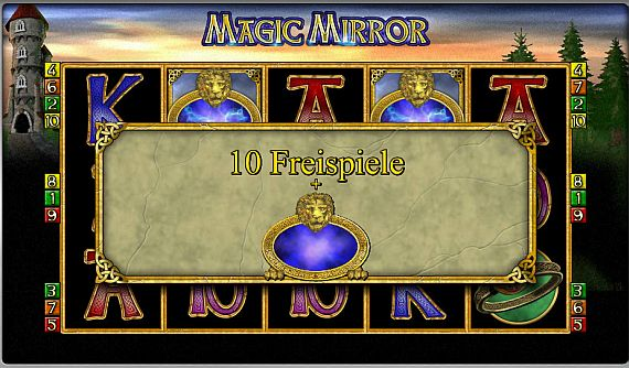 magic mirror freispiele