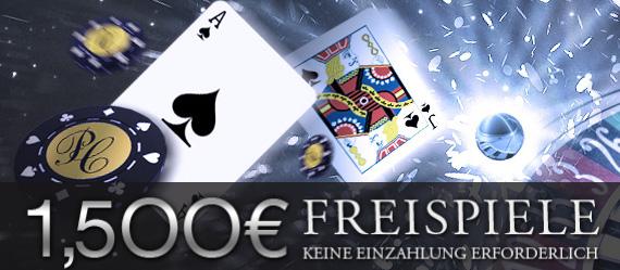 Prestige Casino 1500 Freispiele