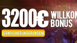 21Nova Casino bis 3200€ Bonus