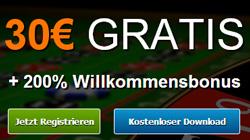 Winner Casino 35 Euro ohne Einzahlung